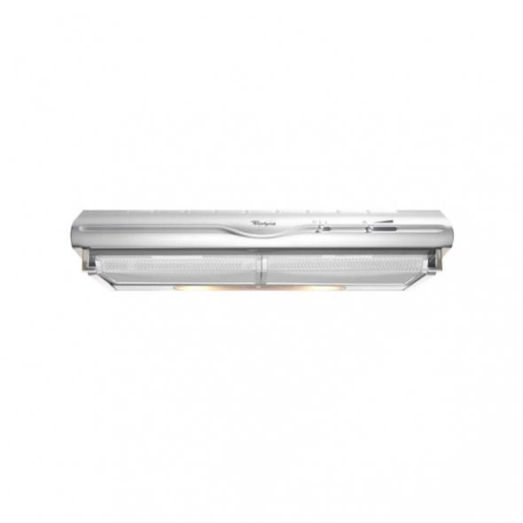 Hotte casquette 60cm blanc whirlpool akr441wh oskab - Hotte casquette whirlpool ...