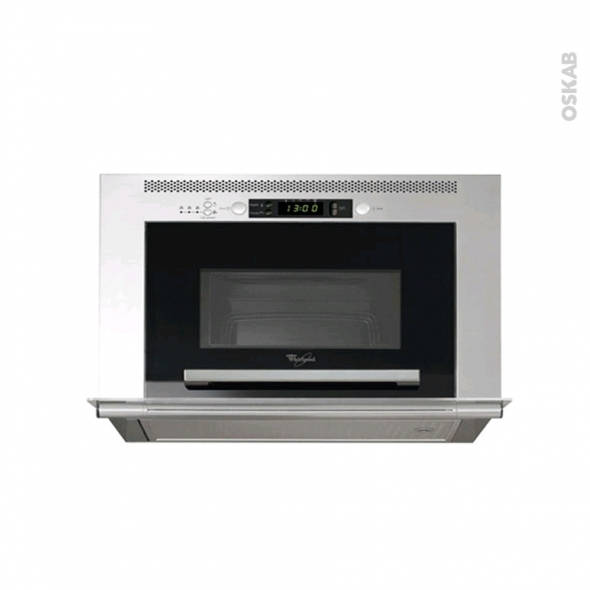 micro ondes hotte int gr e int grable 38cm 22l inox. Black Bedroom Furniture Sets. Home Design Ideas