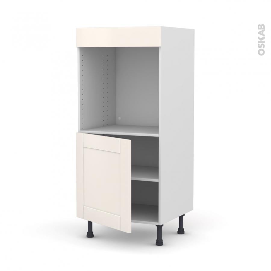 colonne de cuisine n 16 four encastrable niche 60 filipen. Black Bedroom Furniture Sets. Home Design Ideas