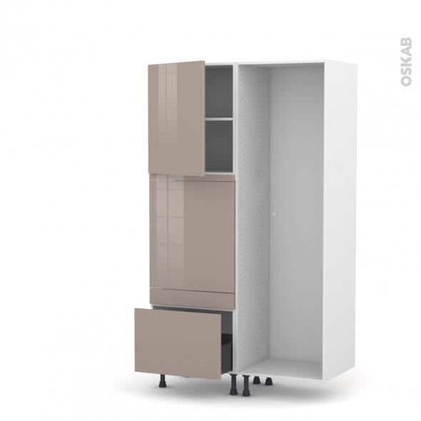 colonne de cuisine lave vaisselle full int grable keria. Black Bedroom Furniture Sets. Home Design Ideas