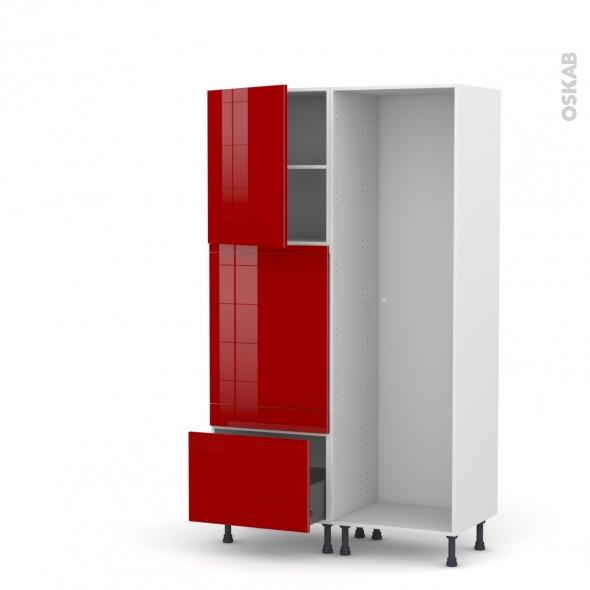 colonne de cuisine lave vaisselle full int grable stecia. Black Bedroom Furniture Sets. Home Design Ideas