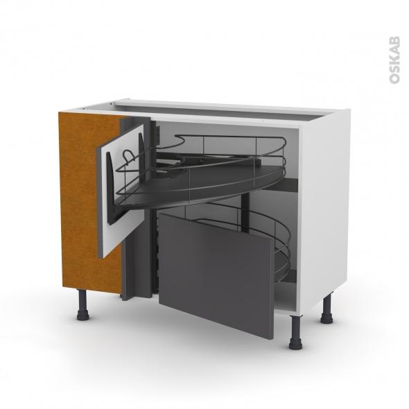 Meuble Cuisine Gris Anthracite Maison Design