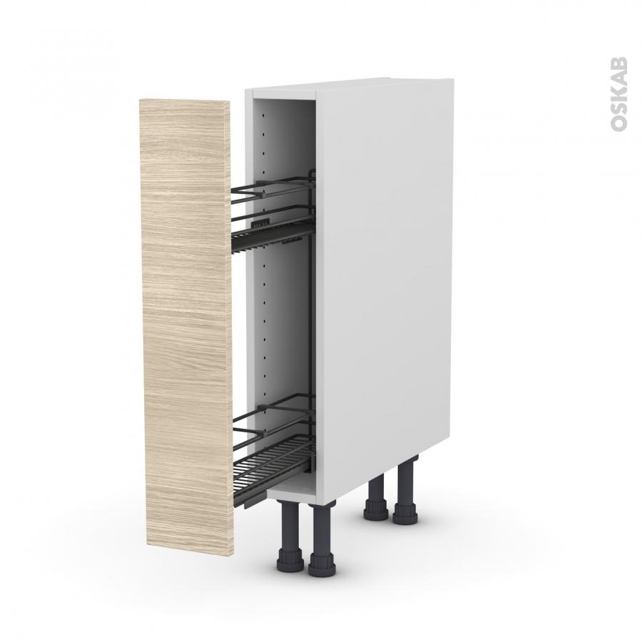 meuble de cuisine range pice epoxy stilo noyer blanchi 1. Black Bedroom Furniture Sets. Home Design Ideas