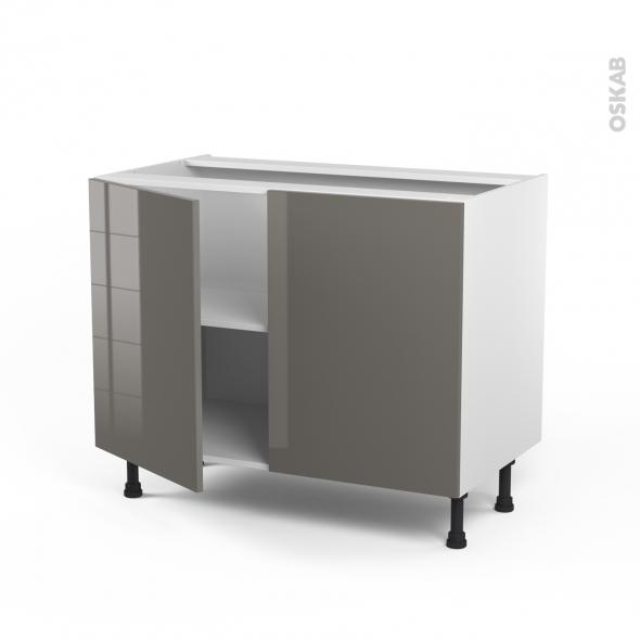 meuble sous vier cuisine. Black Bedroom Furniture Sets. Home Design Ideas