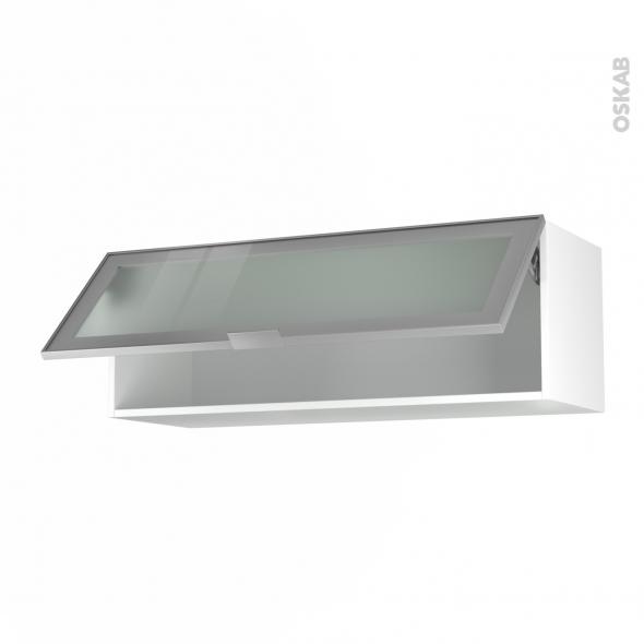 Meubles de cuisine meubles de cuisines - Table blanc laque ikea ...
