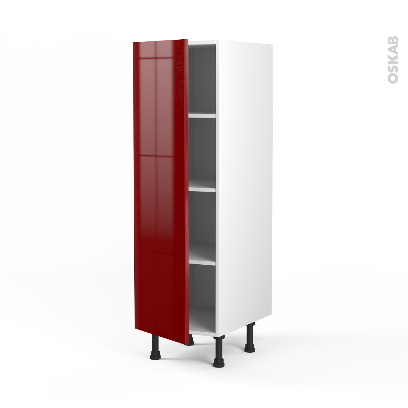 elegant lovely colonne cuisine pas cher elements bas armoire colonne with meuble cuisine rouge. Black Bedroom Furniture Sets. Home Design Ideas