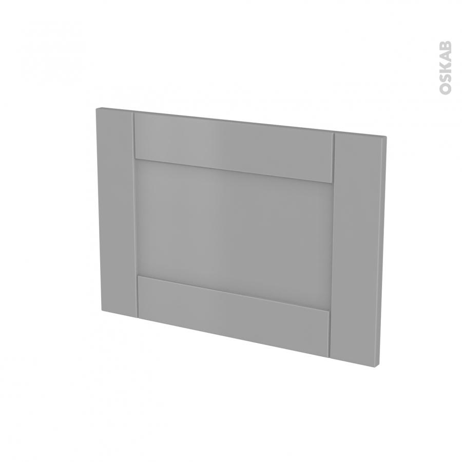 Fa ades de cuisine porte n 13 filipen gris l60 x h41 cm for Gazelle cuisine n 13