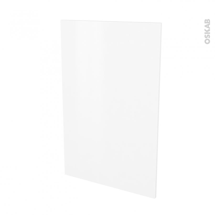 Fa ades de cuisine porte n 24 ginko blanc l60 x h92 cm oskab for Porte cuisine 60 x 90