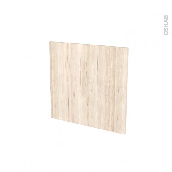 Fa ades de cuisine porte n 16 ikoro ch ne clair l60 x h57 for Porte cuisine chene