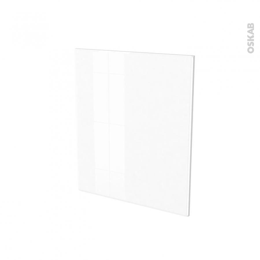porte frigo sous plan int grable n 21 iris blanc l60 x h70. Black Bedroom Furniture Sets. Home Design Ideas