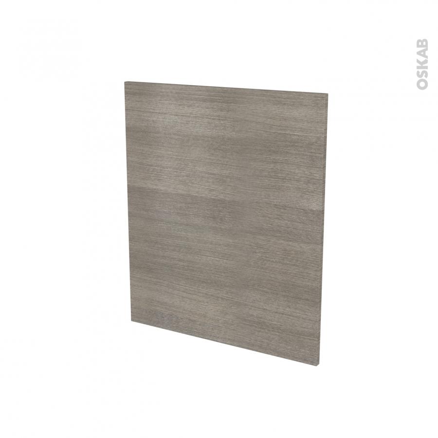 porte frigo sous plan int grable n 21 stilo noyer naturel. Black Bedroom Furniture Sets. Home Design Ideas