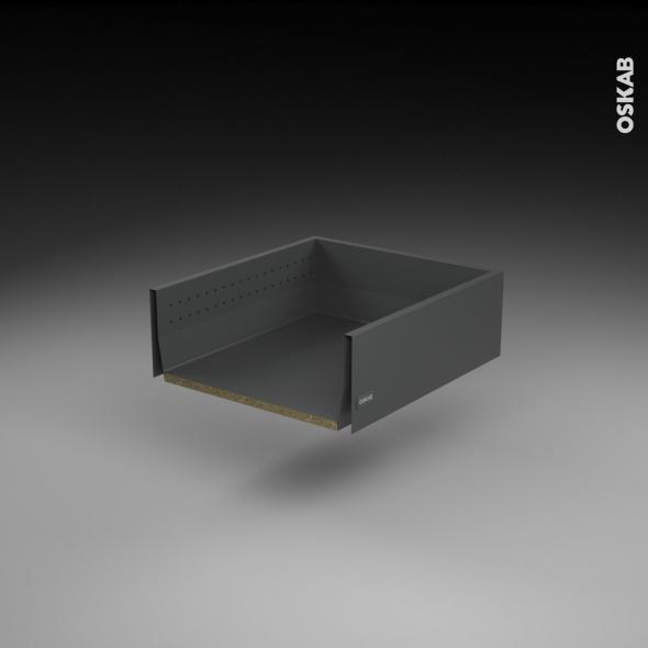 sokleo kit r novation 18 tiroir casserolier profond sortie totale frein l50xh17xp50 oskab. Black Bedroom Furniture Sets. Home Design Ideas