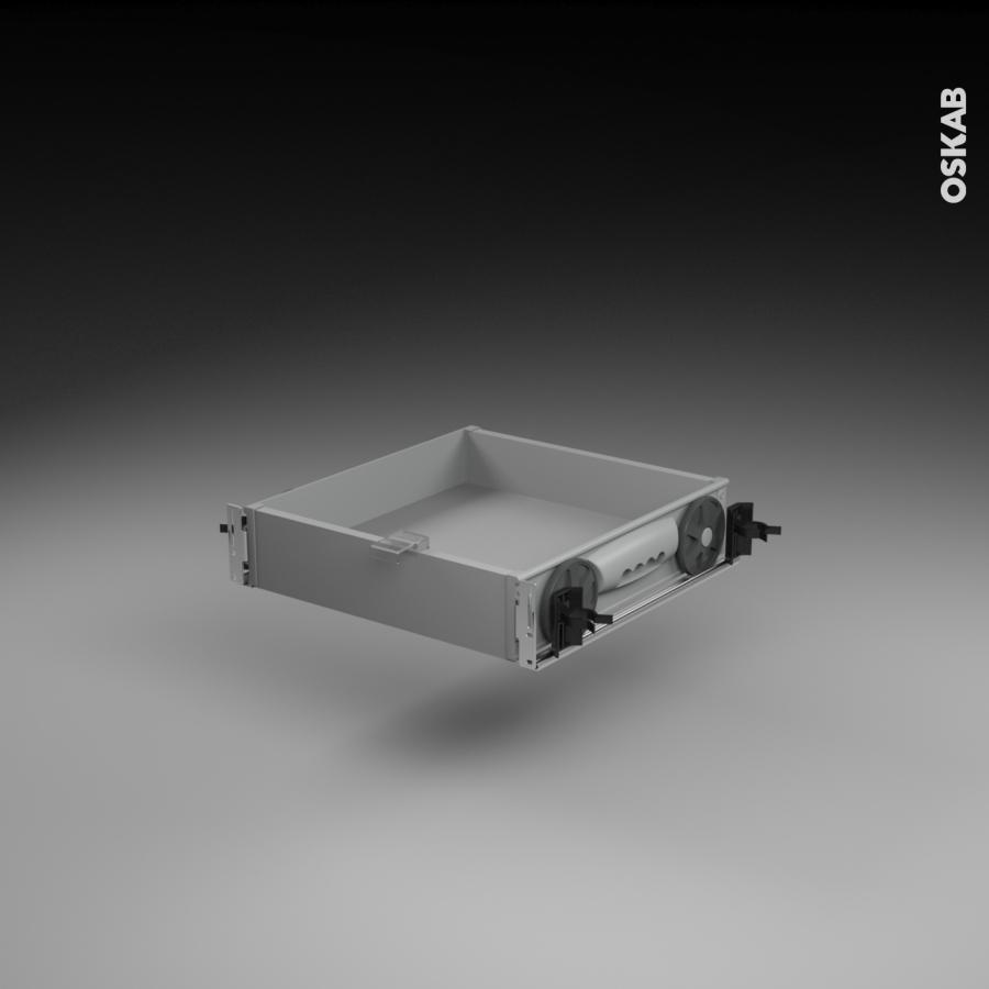 tiroir sous plinthe pour meuble de cuisine l80 cm sokleo. Black Bedroom Furniture Sets. Home Design Ideas