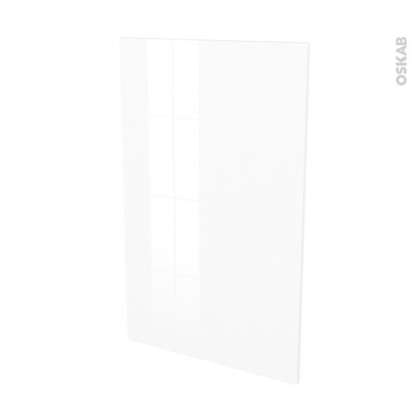 BORA Blanc - Rénovation 18 - joue N°79 - Avec sachet de fixation - L60 x H92 Ep.1.2 cm