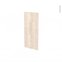 IKORO Chêne Clair - Rénovation 18 - joue N°78 - Avec sachet de fixation - L60 x H70 Ep.1.2 cm