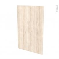 IKORO Chêne Clair - Rénovation 18 - joue N°79 - Avec sachet de fixation - L60 x H92 Ep.1.2 cm