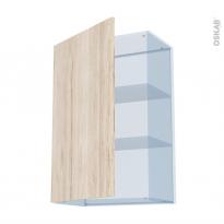 IKORO Chêne Clair - Kit Rénovation 18 - Meuble haut ouvrant H92  - 1 porte - L60xH92xP37,5