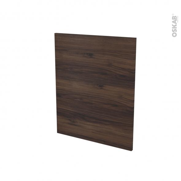IPOMA Noyer - Rénovation 18 - joue N°78 - Avec sachet de fixation - L60 x H70 x 1.2cm