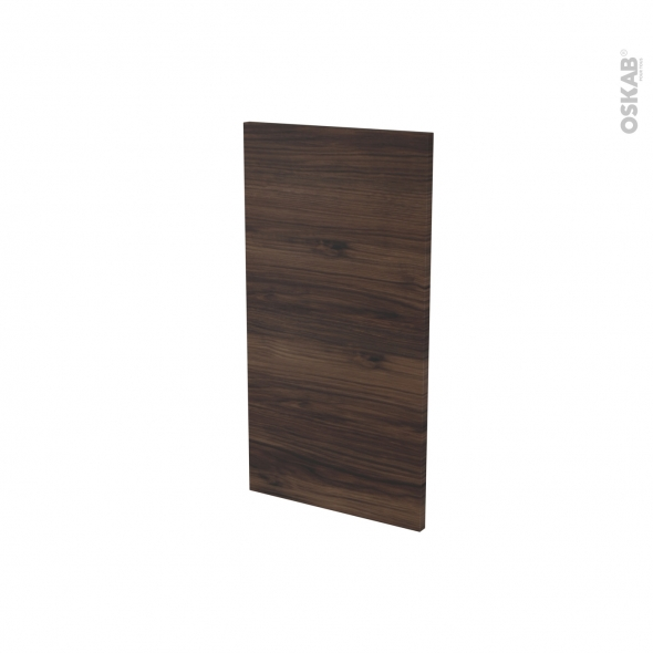IPOMA Noyer - Rénovation 18 - joue N°81 - Avec sachet de fixation -  L37,5 x H70 x 1.2cm