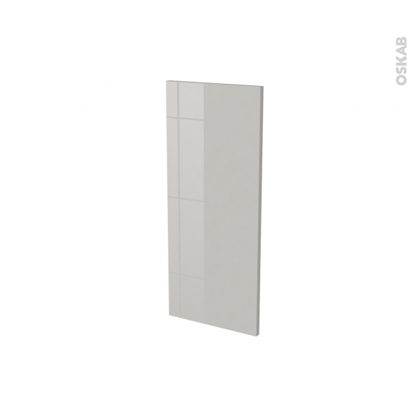 IVIA Gris - Rénovation 18 - porte N°76 - L30xH70 - Lot de 2