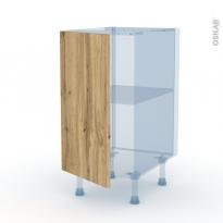 OKA Chêne - Kit Rénovation 18 - Meuble bas cuisine  - 1 porte - L40xH70xP60