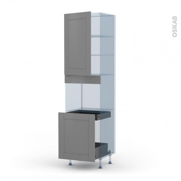 filipen gris kit r novation 18 colonne four n 2416 1 porte. Black Bedroom Furniture Sets. Home Design Ideas