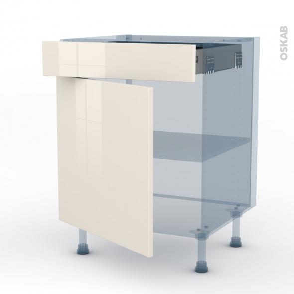keria ivoire kit rnovation 18 meuble bas cuisine 1 porte 1 tiroir