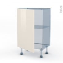 KERIA Ivoire - Kit Rénovation 18 - Meuble bas prof.37  - 1 porte - L50xH70xP37,5