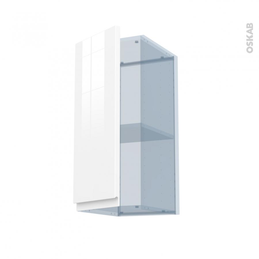 Ipoma blanc kit r novation 18 meuble haut ouvrant h70 1 for Kit meuble cuisine