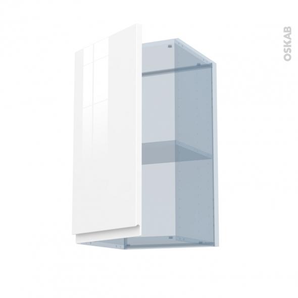 Ipoma blanc kit r novation 18 meuble haut ouvrant h70 1 porte l40xh70xp37 5 oskab - Kit renovation porte ...