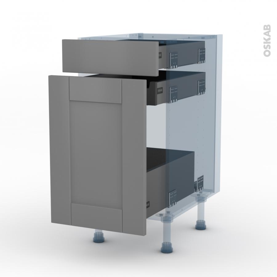 Filipen gris kit r novation 18 meuble range pice 3 for Renovation cuisine 3d