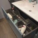 HAKEO - Kit séparateur tiroir L100