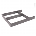 HAKEO - Structure tiroir pour meuble prof 50 - Taille L