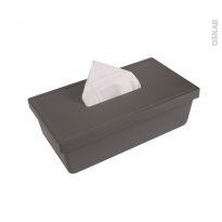 Boîte à mouchoirs Tiroir de salle de bains HAKEO