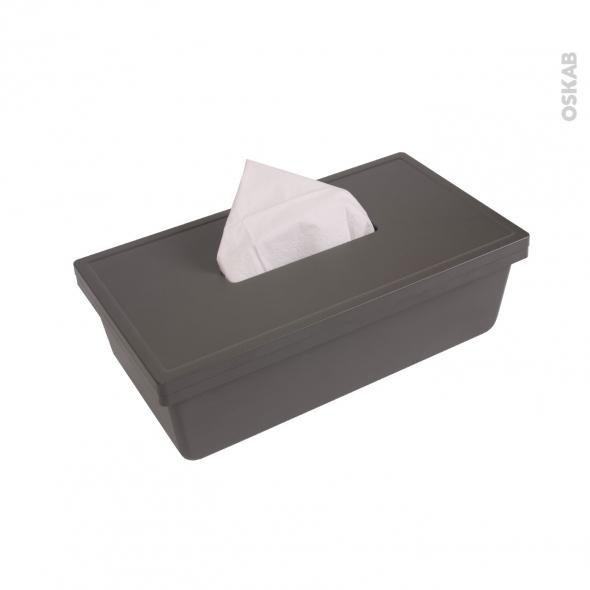 Boîte à mouchoirs - Tiroir de salle de bains - HAKEO