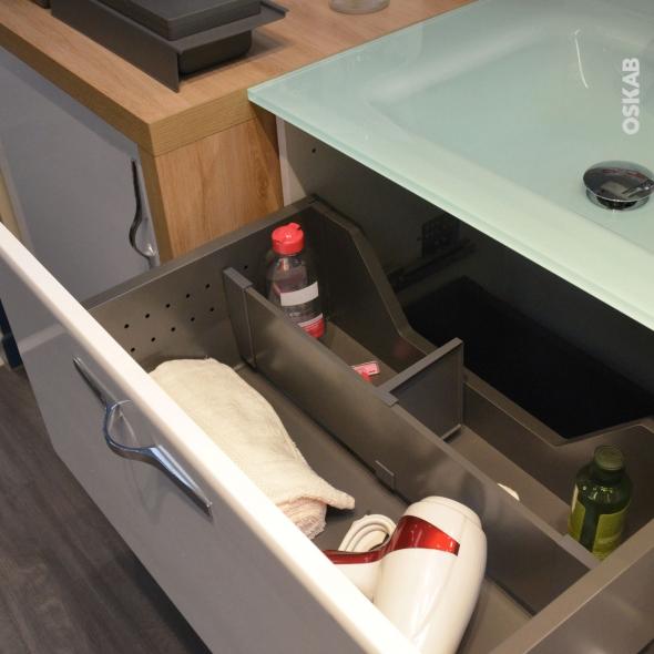 HAKEO - Kit séparateur tiroir L60