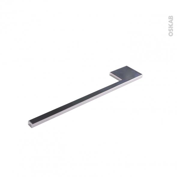 Porte-serviettes - Aluminium chromé - HAKEO