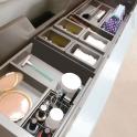 Organisateur de tiroir - Kit de rangement n°5 - L100 x P40 cm - HAKEO