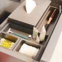 Organisateur de tiroir - Kit de rangement n°3 - L60 x P40 cm - HAKEO