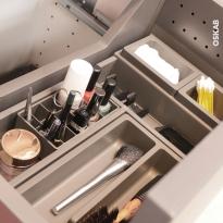 Organisateur de tiroir - Kit de rangement n°1 - L60 x P40 cm - HAKEO