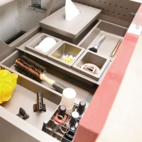 Organisateur de tiroir - Kit de rangement n°13 - L80 x P50 cm - HAKEO