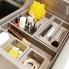 #Organisateur de tiroir - Kit de rangement n°8 - L60 x P50 cm - HAKEO