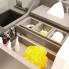 #Structure de tiroir - Pour meuble prof 50 cm - Taille S - HAKEO