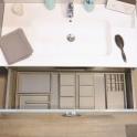 HAKEO - Organisateur de tiroir L100xP50 - Kit n°14