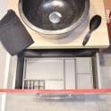 HAKEO - Organisateur de tiroir L60xP40 - Kit n°2