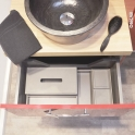 HAKEO - Organisateur de tiroir L60xP40 - Kit n°3