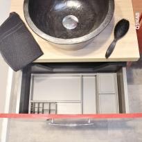 Organisateur de tiroir - Kit de rangement n°2 - L60 x P40 cm - HAKEO