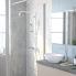 #Vasque salle de bains - OVALIS - A poser - Céramique blanche brillante - Ovale