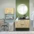 #Vasque salle de bains - ELME - A poser - Céramique noire satinée - Ronde