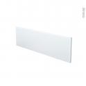 Tablier frontal - Pour baignoire rectangulaire - longueur 180 cm - CLIP'S - ALLIBERT